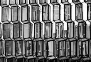 hinter glas fs. von My Lind
