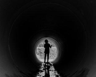 Tunnel von Georgie_Pauwels