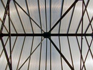 Glasdach von Jürgen Guhlke