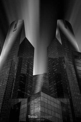 Skyscrapers (silver version 2.0) von totalstranger