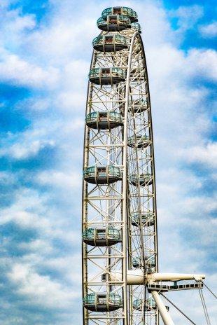 London Eye von M.Schröder