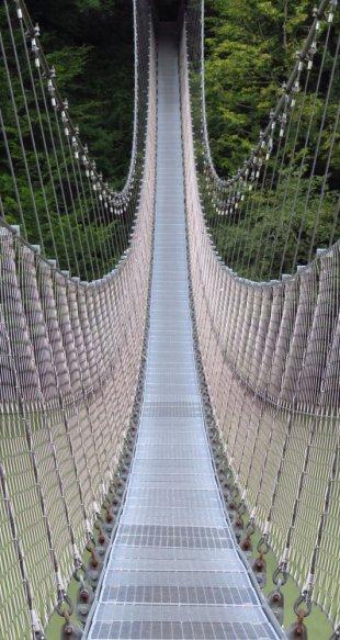 Österreich 2021 - Flussquerung von Andre Tuschinsky
