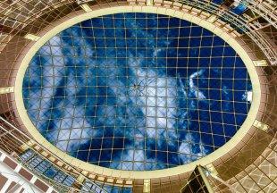 Blick in den Weltraum von Hajo Schumacher