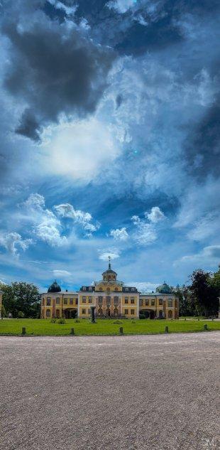 Darf's mal wieder etwas ausgefallen sein...Schloss Belvedere von claus-labenz