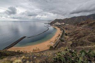 Playa De Las Teresitas von Coola.Irrgang