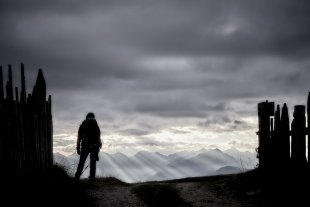 Himmelstor für Wanderer... von Texas Longhorn