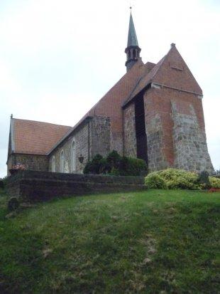 Kirchenwarf von AUde-Vide