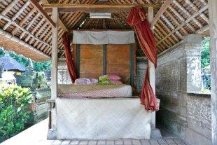 Das Bett, Bali 4 von RüdigerLinse