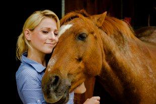 Daniela und ihr Pony von M.Schröder