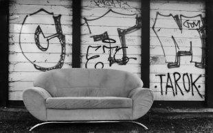 Outdoor Lounge von tlufotos
