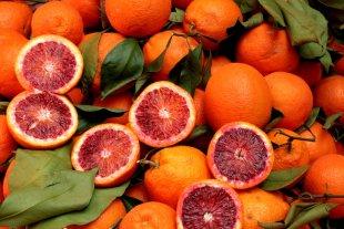 Orangen2 von Heike Maier