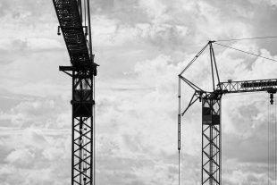 Cranes in the Sky von coffee_break