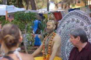 Meditation auf dem Markt von Martin_nitraM
