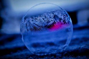 Halbgefrorenes von Heike Schau