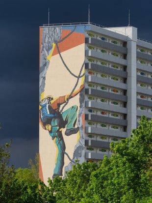 Fasadenkletterer von Gerhard1953