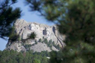 Mt. Rushmore, SD von So ein Mist