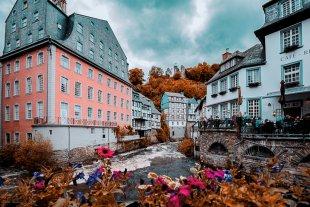 Monschau in der Eifel von Fotoblogger