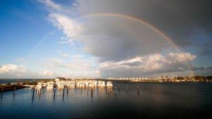 Olpenitz-Regenbogen von moinmoinjo
