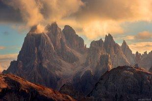 Towers of Mordor von dave-derbis