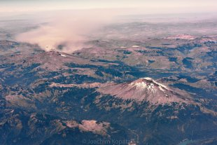 Vulkanlandschaft von Joachim Kopatzki