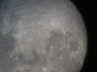 Mond bei Nacht 10.05.2017 von Pitwiesbaden