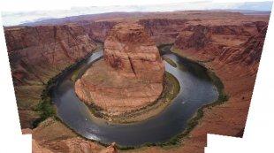 Colorado River Horse Shoe Stitch von MiRoeder