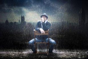 It`s raining Man von Frenchi81