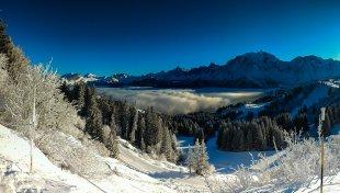 Mount Blanc von Pham Nuwem