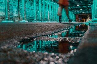 Die Farben der Nacht von Iri-Photo