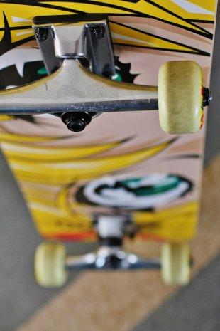Skateboard von Ladislav Danek
