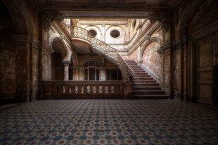 Im Märchenschloss (I) von Sven Gerard