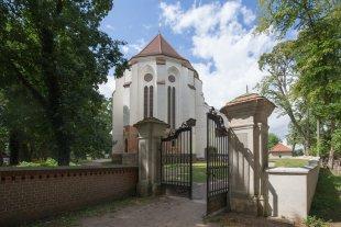 Kirche Mirow von JensonR