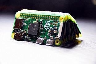 Raspberry Pi Zeros 1 von simonwaldherr