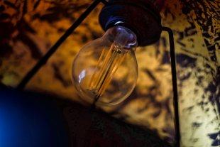 Glühbirne von Peter Kryzun