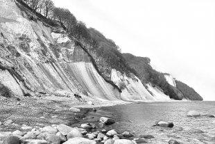 Kreideküste von Heike Maier