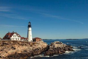 Portland Head Lighthouse von tzc20h