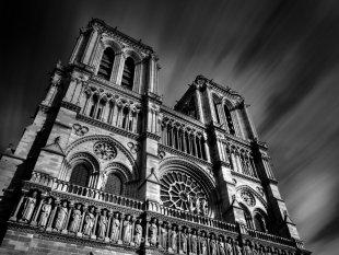 Notre-Dame (silver version 2.0) von totalstranger
