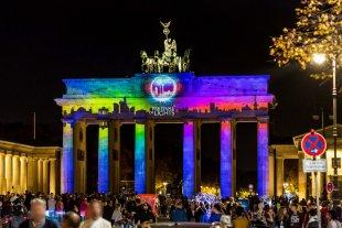 Beim Festival of Lights von bS_mr