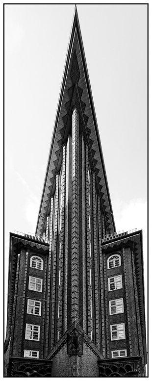 Hamburg, Chilehaus (II) von Major Black