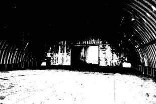 Lost Places Shelter 3 von ElCarnivore