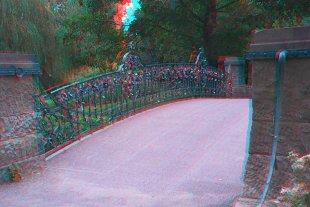 Brücke der Liebenden von Buddelpost