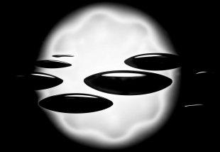 Ufos vor der Supernova von a-h