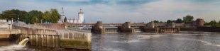 Weserkraftwerk Bremen von dh_zelmen