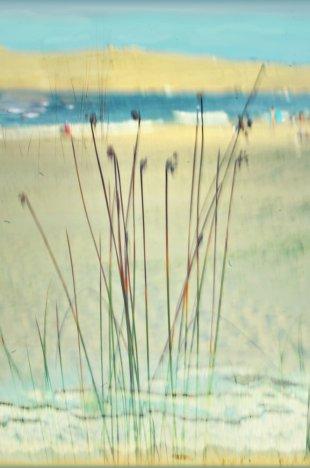 Strandimpression von Gisie
