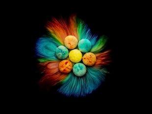 Farbexplosion von txgx