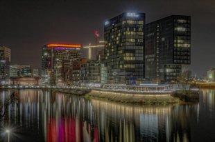 Medienhafen Düsseldorf von mbottrop