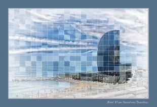 Hotel W in Barcelona von Didjeh