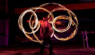 Feuerzauber von Blende 11