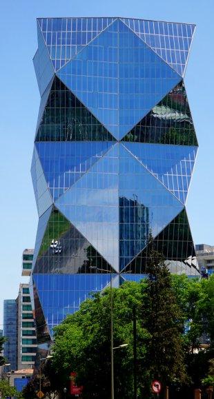 Edificio Genesis, Las Condes von John Lurker