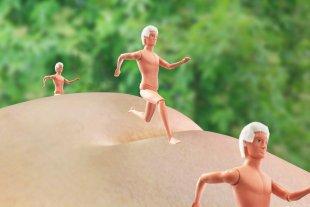 GI - eMotion - Hügelhopper, der rasende Nudist von Reiner von der Schlei